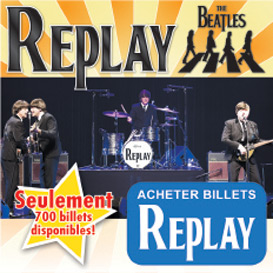 REPLAY, THE BEATLES